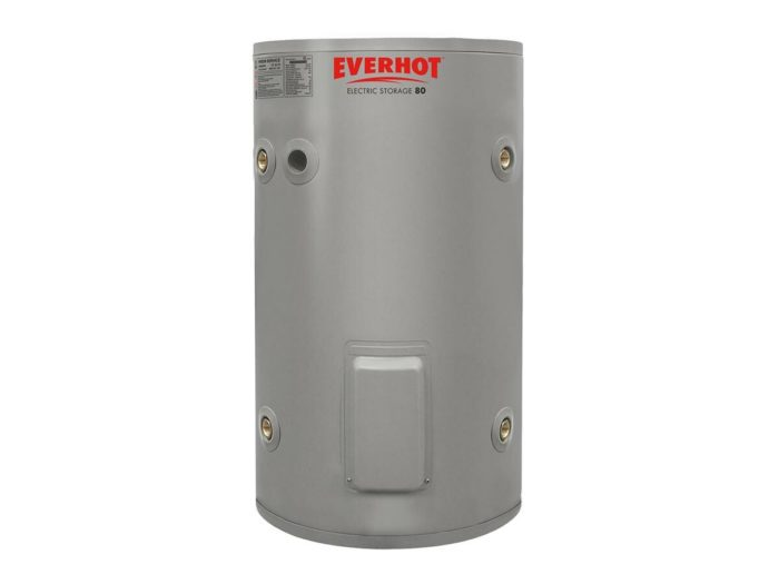 Everhot 80L 3.6kW Single Element Electric Hot Water System